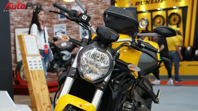 Cảm nhận nhanh Ducati Monster 821 2018 giá 400 triệu đồng - Ảnh 3.
