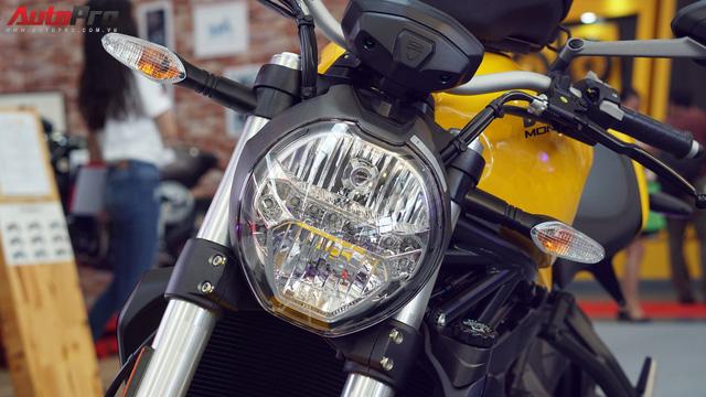 Cảm nhận nhanh Ducati Monster 821 2018 giá 400 triệu đồng - Ảnh 7.