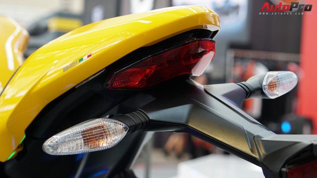Cảm nhận nhanh Ducati Monster 821 2018 giá 400 triệu đồng - Ảnh 11.
