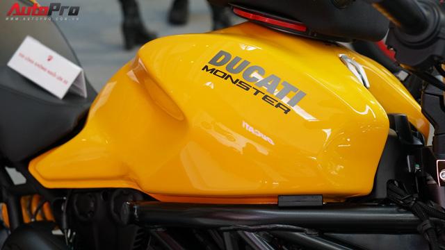 Cảm nhận nhanh Ducati Monster 821 2018 giá 400 triệu đồng - Ảnh 9.