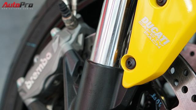 Cảm nhận nhanh Ducati Monster 821 2018 giá 400 triệu đồng - Ảnh 15.