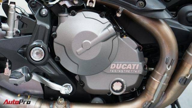 Cảm nhận nhanh Ducati Monster 821 2018 giá 400 triệu đồng - Ảnh 13.