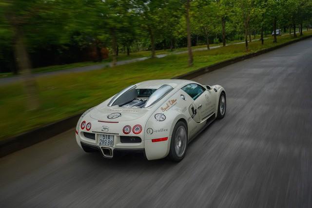 Bugatti của ông Đặng Lê Nguyên Vũ đã trèo đèo, vượt hàng ngàn km từ TP. HCM ra tới Hà Nội như thế nào? - Ảnh 5.