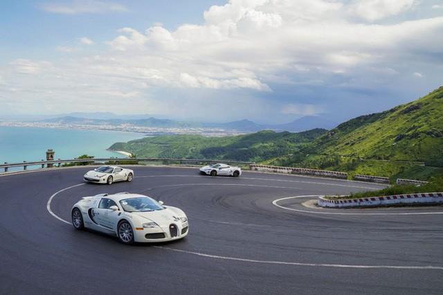 Bugatti của ông Đặng Lê Nguyên Vũ đã trèo đèo, vượt hàng ngàn km từ TP. HCM ra tới Hà Nội như thế nào? - Ảnh 8.