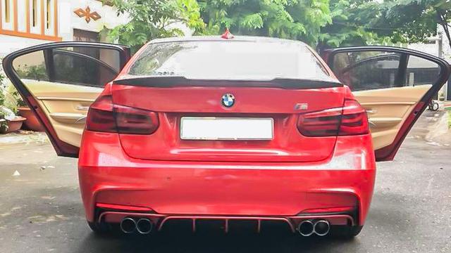 Sau khi độ full bài, chủ xe bất ngờ bán lại BMW 320i LCi 2015 với giá 1,2 tỷ đồng - Ảnh 3.