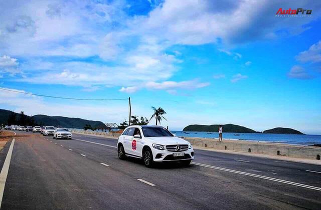 Hơn 100 xe Mercedes-Benz GLC từ 3 miền tổ quốc hội ngộ tại Quảng Bình - Ảnh 1.