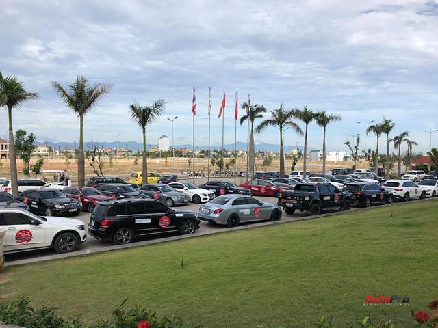 Hơn 100 xe Mercedes-Benz GLC từ 3 miền tổ quốc hội ngộ tại Quảng Bình - Ảnh 4.