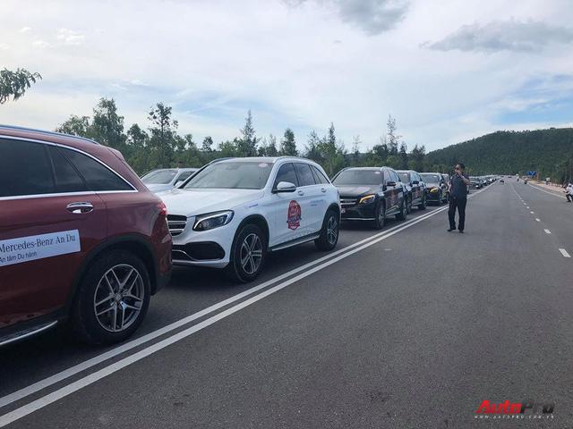 Hơn 100 xe Mercedes-Benz GLC từ 3 miền tổ quốc hội ngộ tại Quảng Bình - Ảnh 2.