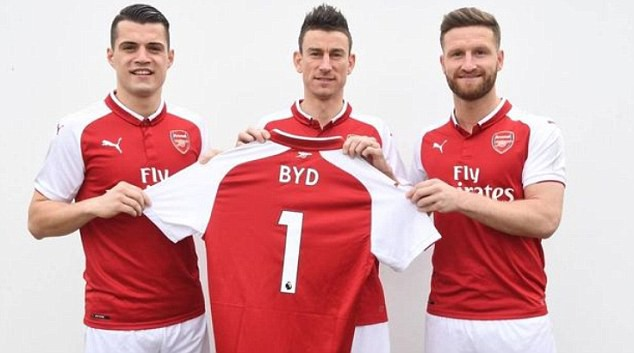 Arsenal ngỡ mình đã là đối tác của đại gia xe Trung Quốc, ăn vố lừa đau đớn - Ảnh 1.