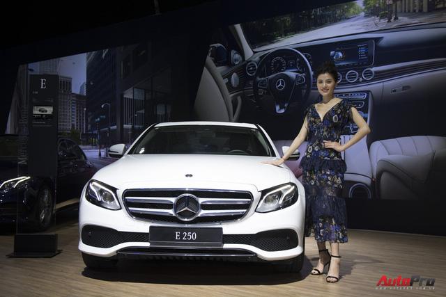 Mercedes-Benz E-Class nâng công nghệ, giữ giá bán - Thêm bất lợi cho BMW 5-Series và Audi A6 tại Việt Nam - Ảnh 3.