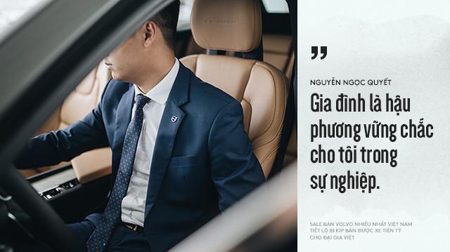 Salesman bán Volvo nhiều nhất Việt Nam tiết lộ bí kíp bán được xe tiền tỷ cho đại gia Việt - Ảnh 17.
