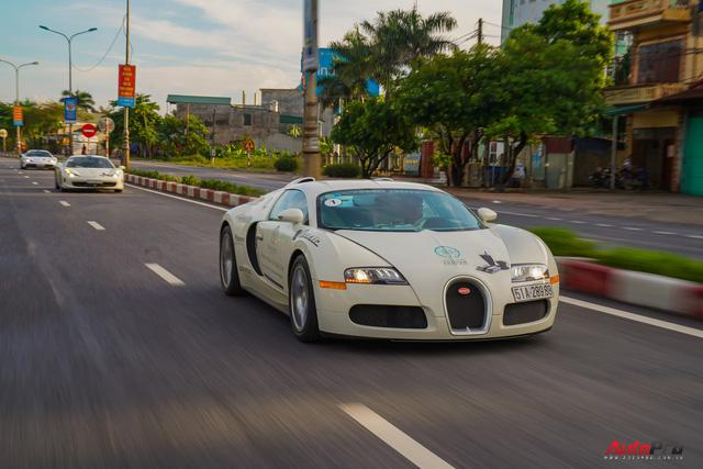 Siêu phẩm Bugatti Veyron đã bảo dưỡng xong, sẵn sàng quay trở lại chặng cuối hành trình xuyên Việt - Ảnh 4.