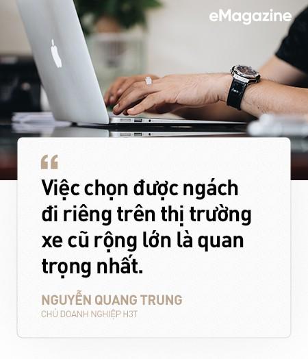 Quang Trung: Từ Bimmer thành Ông chủ đỉnh cao xe lướt sau cú ngã của Euro Auto - Ảnh 11.