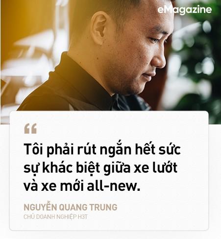 Quang Trung: Từ Bimmer thành Ông chủ đỉnh cao xe lướt sau cú ngã của Euro Auto - Ảnh 16.