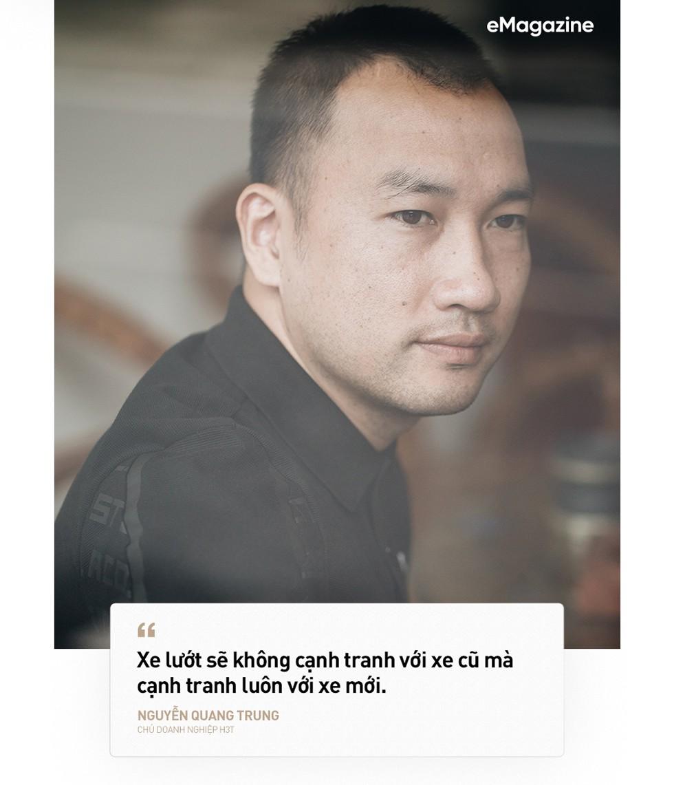Quang Trung: Từ Bimmer thành Ông chủ đỉnh cao xe lướt sau cú ngã của Euro Auto - Ảnh 18.
