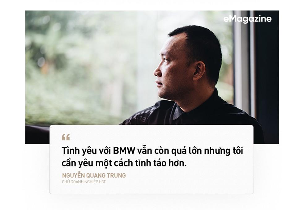 Quang Trung: Từ Bimmer thành Ông chủ đỉnh cao xe lướt sau cú ngã của Euro Auto - Ảnh 4.