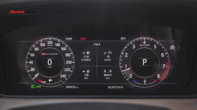 SUV vạn người mê Range Rover Velar chia tay đại gia Hà Nội sau gần 9.000 km - Ảnh 11.