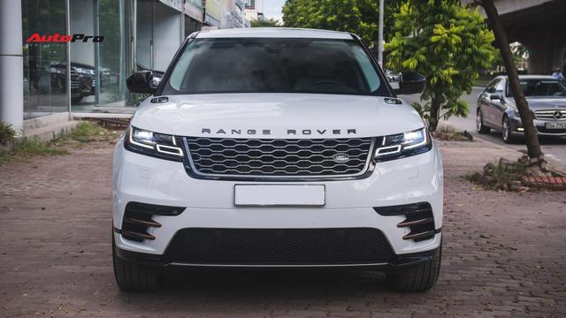 SUV vạn người mê Range Rover Velar chia tay đại gia Hà Nội sau gần 9.000 km - Ảnh 1.