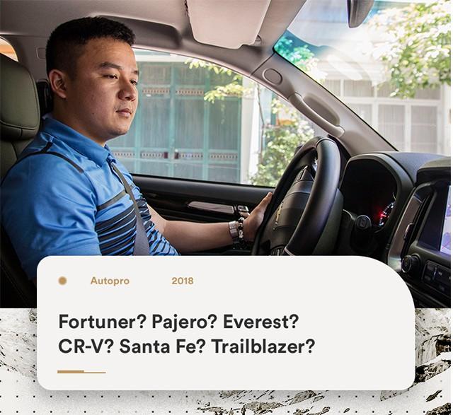 Người dùng đánh giá xe Chevrolet Trailblazer: Người ta hỏi xe này mấy tỷ? - Ảnh 2.