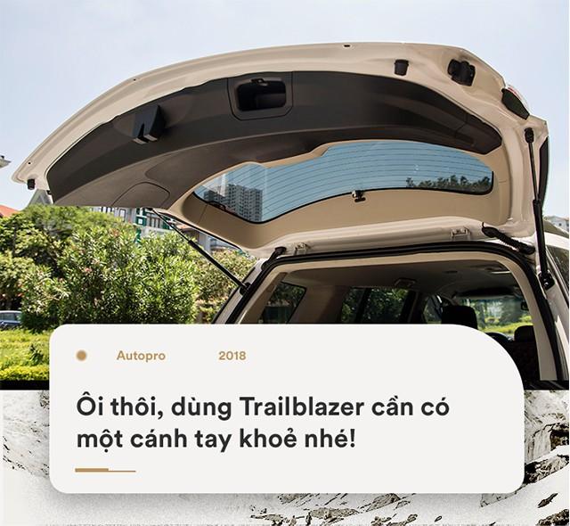 Người dùng đánh giá xe Chevrolet Trailblazer: Người ta hỏi xe này mấy tỷ? - Ảnh 13.