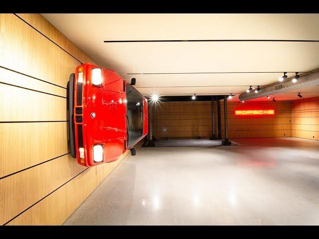 Dân chơi biến BMW M1 bạc tỉ thành đồ trang trí nội thất vừa sang vừa độc - Ảnh 3.