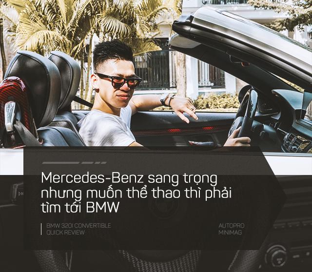Người dùng cảm nhận nhanh BMW 3-Series Convertible cũ sau 3 năm chạy Mẹc - Ảnh 3.