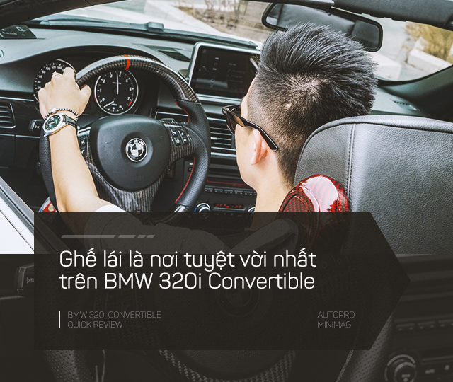 Người dùng cảm nhận nhanh BMW 3-Series Convertible cũ sau 3 năm chạy Mẹc - Ảnh 5.
