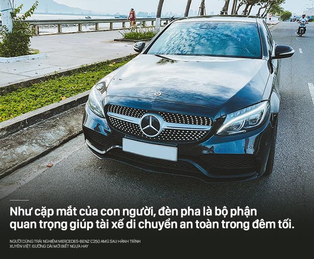 Người dùng trải nghiệm Mercedes-Benz C250 AMG sau hành trình xuyên Việt: Đường dài mới biết ngựa hay - Ảnh 15.