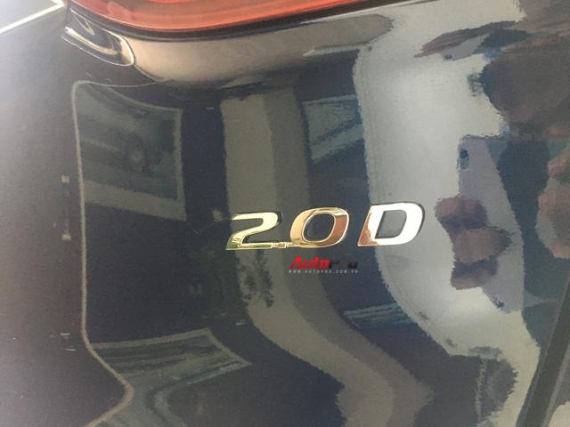 Ảnh chi tiết Hyundai Santa Fe 2019 tại Hà Nội trước ngày ra mắt - Ảnh 5.