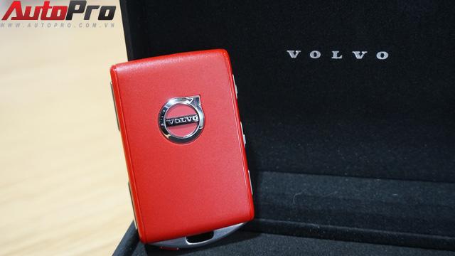 Khám phá những tính năng thú vị trên chìa khoá Volvo tại Hà Nội - Ảnh 1.