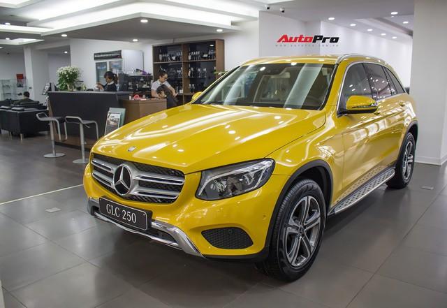 """Mercedes-Benz là """"hãng xe sang bán chạy nhất Việt Nam năm 2017"""" - Ảnh 3."""