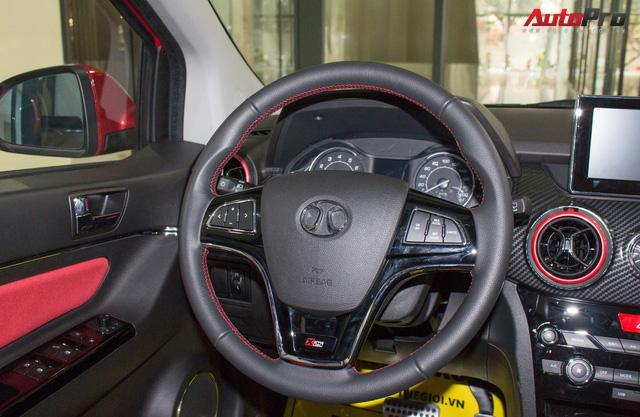Đấu Ford EcoSport, xe Trung Quốc BAIC V2 giá 468 triệu đồng tại Việt Nam - Ảnh 11.