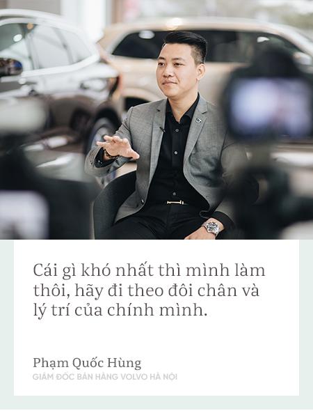 """Từ Vô Lờ Vô tới Volvo: Câu chuyện """"khởi nghiệp"""" của 8X cùng thương hiệu xe Thụy Điển tại Hà Nội - Ảnh 6."""