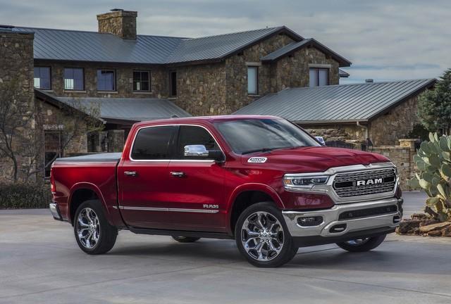 Ram 1500 lọt top 3 bán tải Bắc Mỹ, đứng dưới Ford F-Series và Chevrolet Silverado - Ảnh 2.