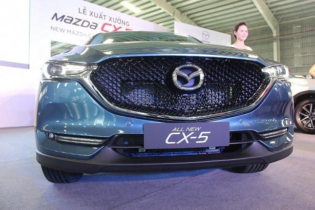Giá xe Mazda CX-5 sẽ giảm trong thời gian tới? - Ảnh 1.