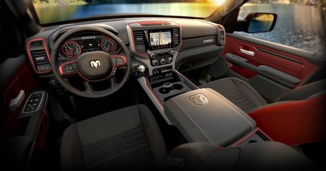 Ram 1500 lọt top 3 bán tải Bắc Mỹ, đứng dưới Ford F-Series và Chevrolet Silverado - Ảnh 5.