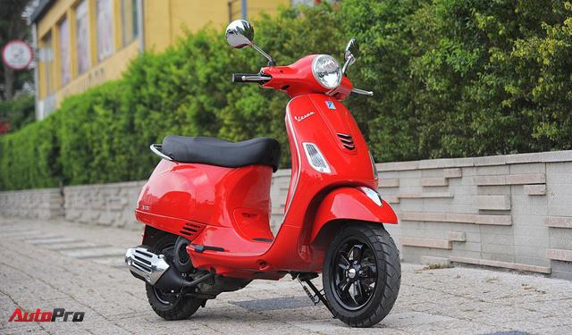 Loạt xe máy mới, giá mềm đáng chú ý ra mắt tại Việt Nam trong năm 2017 - Ảnh 6.