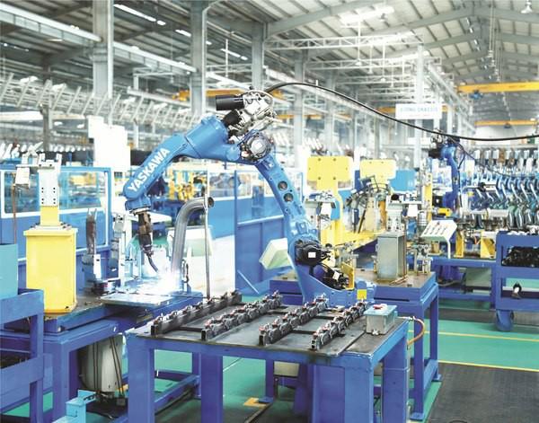Sản xuất ô tô: Bước tiến nhanh của doanh nghiệp nội - Ảnh 1.