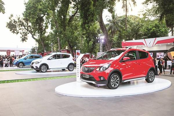 Sản xuất ô tô: Bước tiến nhanh của doanh nghiệp nội - Ảnh 2.