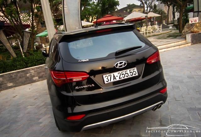 Bộ sưu tập Hyundai Santa Fe mang biển số khủng tại Việt Nam: Hà Nội chiếm ưu thế - Ảnh 10.