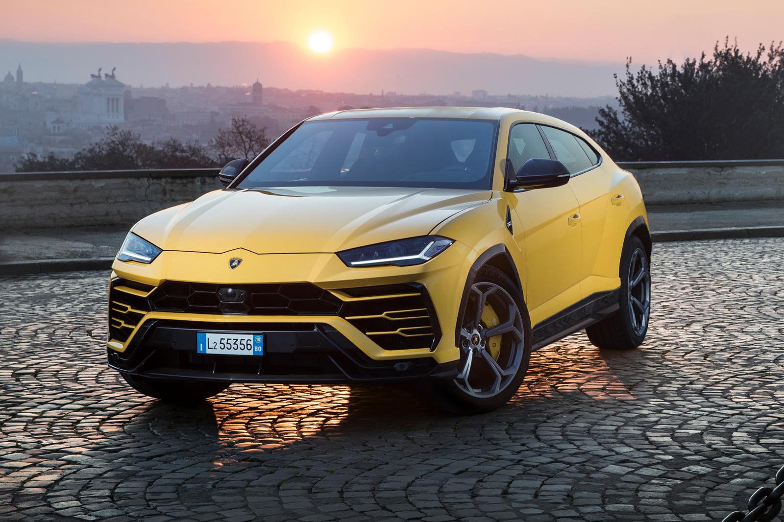 Lamborghini xuống dốc trong năm 2020 bất chấp 6 tháng sau tốt nhất lịch sử