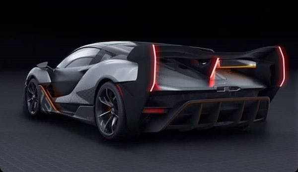 Siêu xe kế tiếp của McLaren là BC-03 lộ ảnh đầu tiên - Ảnh 3.