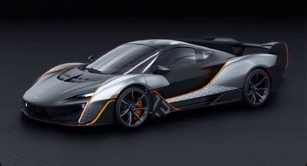 Siêu xe kế tiếp của McLaren là BC-03 lộ ảnh đầu tiên - Ảnh 1.
