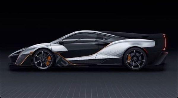 Siêu xe kế tiếp của McLaren là BC-03 lộ ảnh đầu tiên - Ảnh 5.