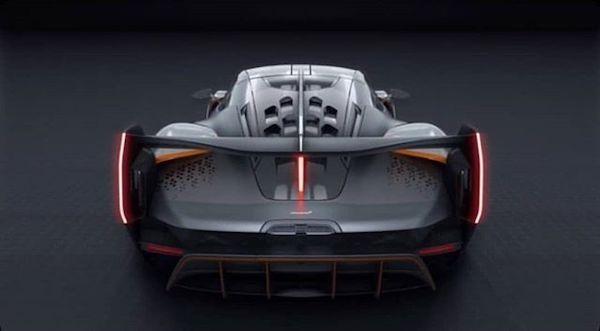 Siêu xe kế tiếp của McLaren là BC-03 lộ ảnh đầu tiên - Ảnh 4.