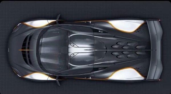 Siêu xe kế tiếp của McLaren là BC-03 lộ ảnh đầu tiên - Ảnh 2.