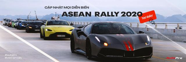 Siêu xe McLaren 720S mui trần đầu tiên sắp về Việt Nam, sẵn sàng cho ASEAN Rally 2020 - Ảnh 12.