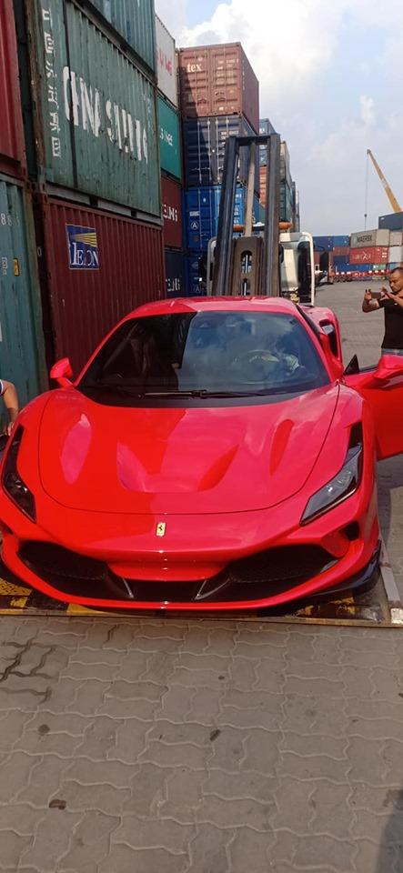 Khui công Ferrari F8 Tributo đầu tiên về Việt Nam, sẵn sàng khai trương đại lý 'siêu ngựa' - Ảnh 1.