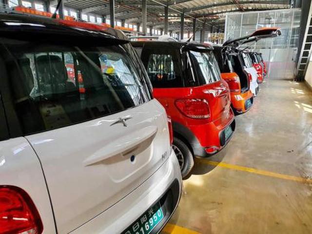Ô tô điện mini bán cực chạy ở Thái Lan: Về Việt Nam chỉ hơn 100 triệu đồng - Ảnh 2.