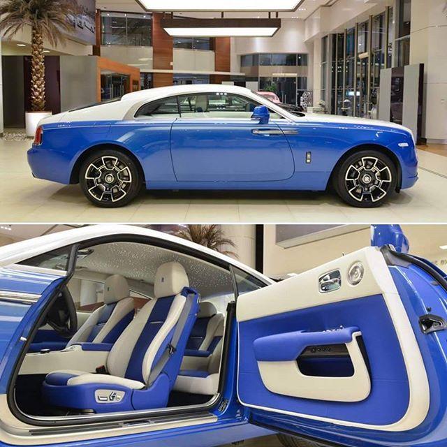 Đại gia Việt biến Rolls-Royce Wraith theo phong cách như dân chơi Trung Đông - Ảnh 2.